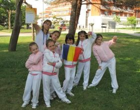 ESDU WORLD DANCE MASTER,CROATIA-POREC 2011