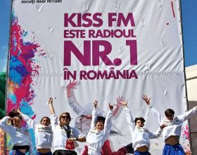 KISS FM DANCE CREW,THE COLOR RUN 2016