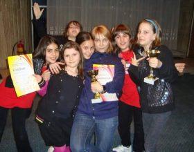 ESDU DANCE FEST,BUCURESTI 2011