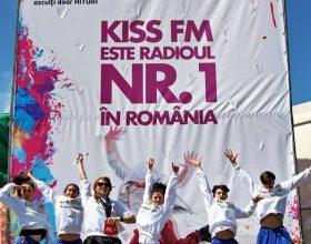 KISS FM DANCE CREW,THE COLOR RUN 2016