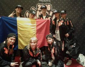 REPRESENTING ROMANIA AT WORLD HIP HOP DANCE CHAMPIONSHIP,LAS VEGAS 2016
